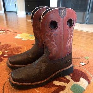 Tony Lama boots size 11D